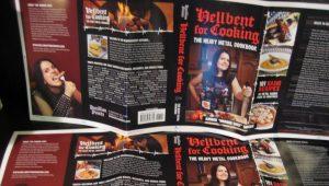 """""""Hellbent for Cooking"""": El Libro de Cocina… ¡Extrema!"""