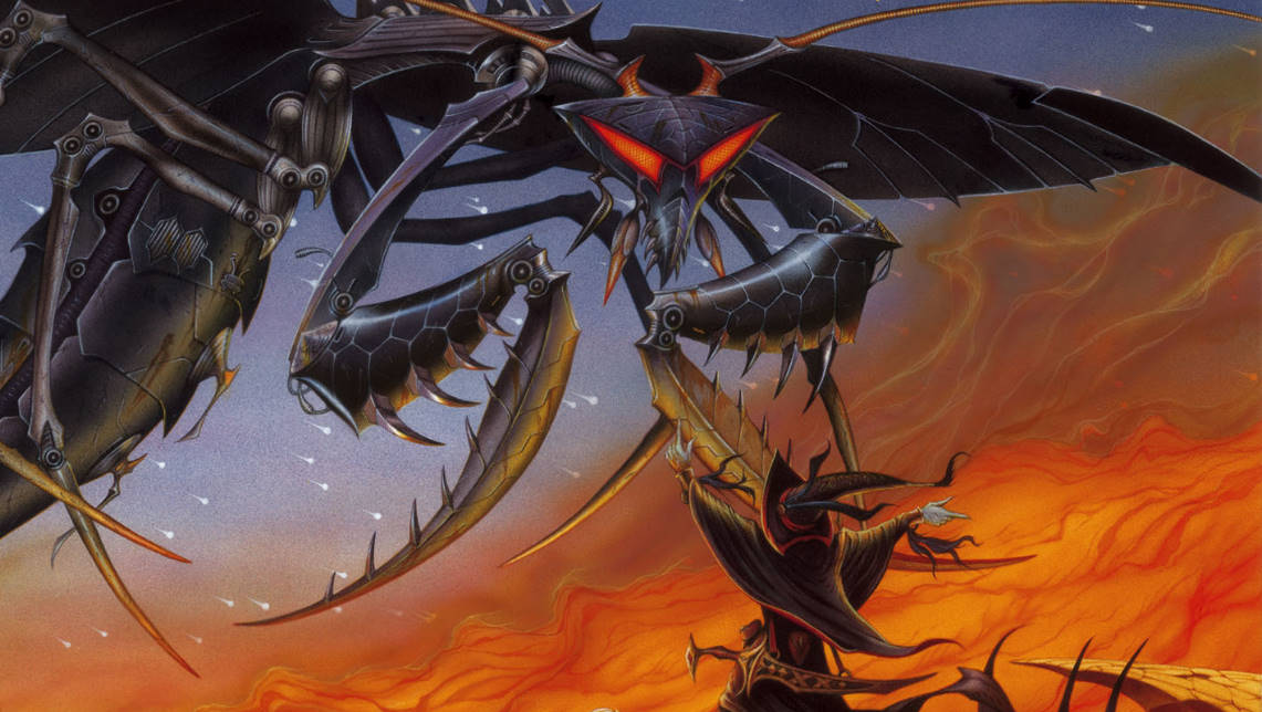 Gira española de Praying Mantis
