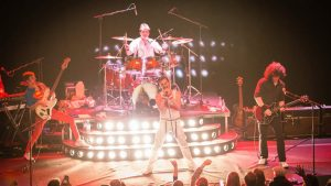 Queenie el próximo mes de Abril en el Palau de la Música de Barcelona