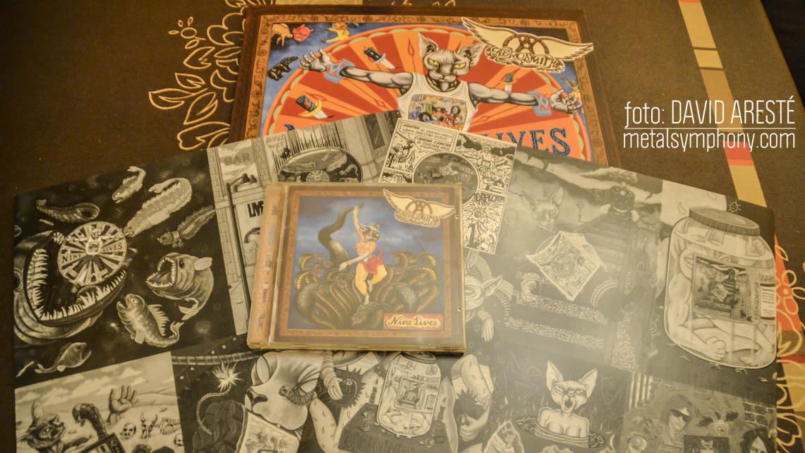 Las nueve vidas de Aerosmith