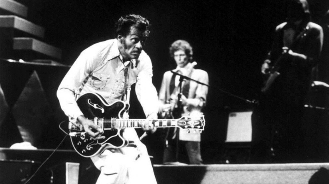 El rock se queda un poco más huérfano tras la muerte de Chuck Berry