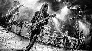 Blackberry Smoke emocionan en Barcelona