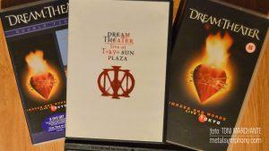Dream Theater – Palabras para unas imágenes