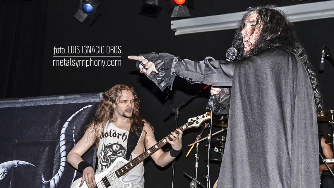 El infierno se hizo música en Zaragoza