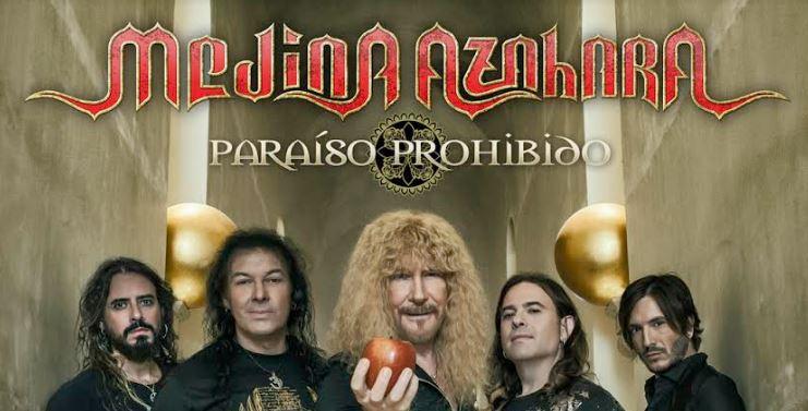 Detalles del concierto de Medina Azahara en Zaragoza