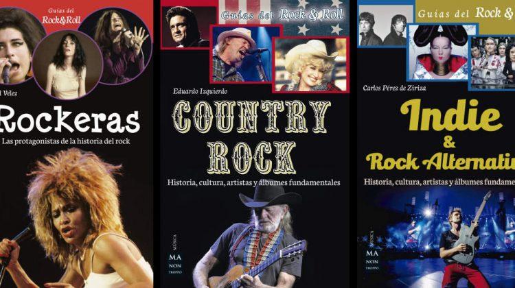 Guías del Rock & Roll (II) - VV.AA // Ma Non Troppo (Redbook ediciones)