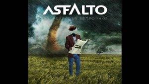 Asfalto: Crónicas De Un Tiempo Raro // Rock Estatal Records
