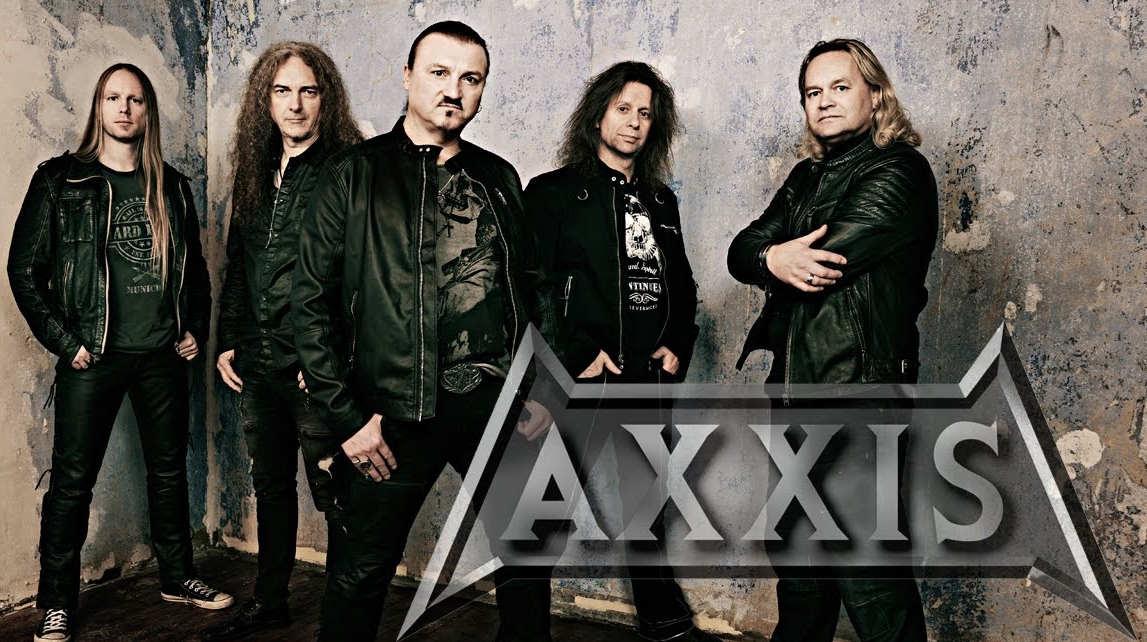 Axxis: Retrolution //Phonotraxx