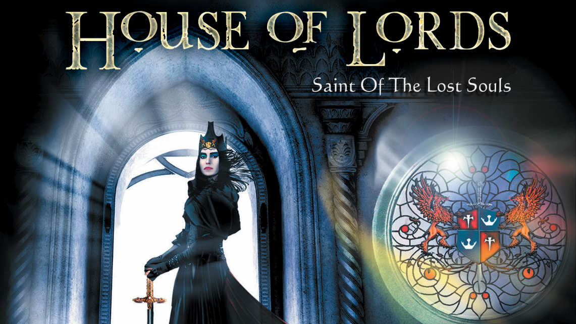 House of Lords: Saint of the lost souls // Frontiers Records