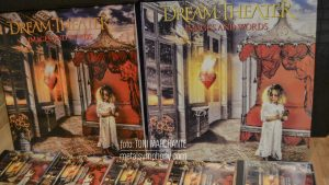 "Dream Theater : 25º Aniversario de ""Images and words"""