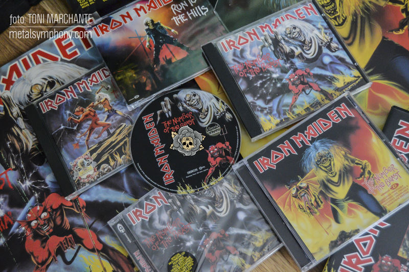 "Iron Maiden: 35 Aniversario de ""The Number of the Beast"""