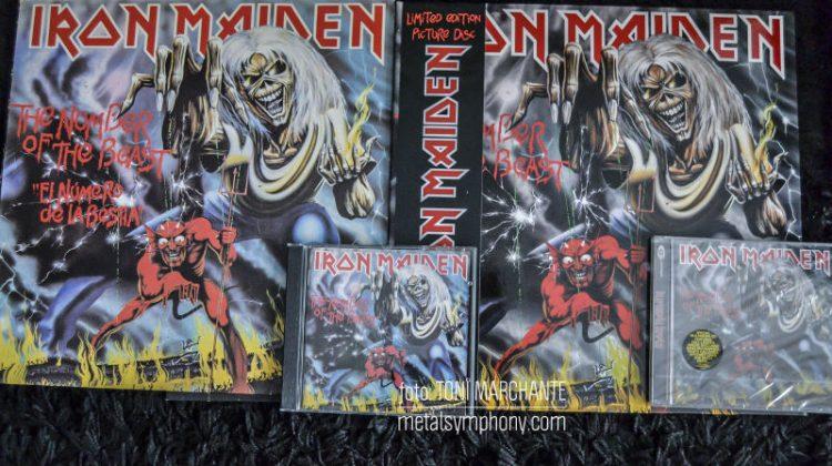 Iron Maiden: Todos sus álbumes - Martin Popoff // Editorial Blume