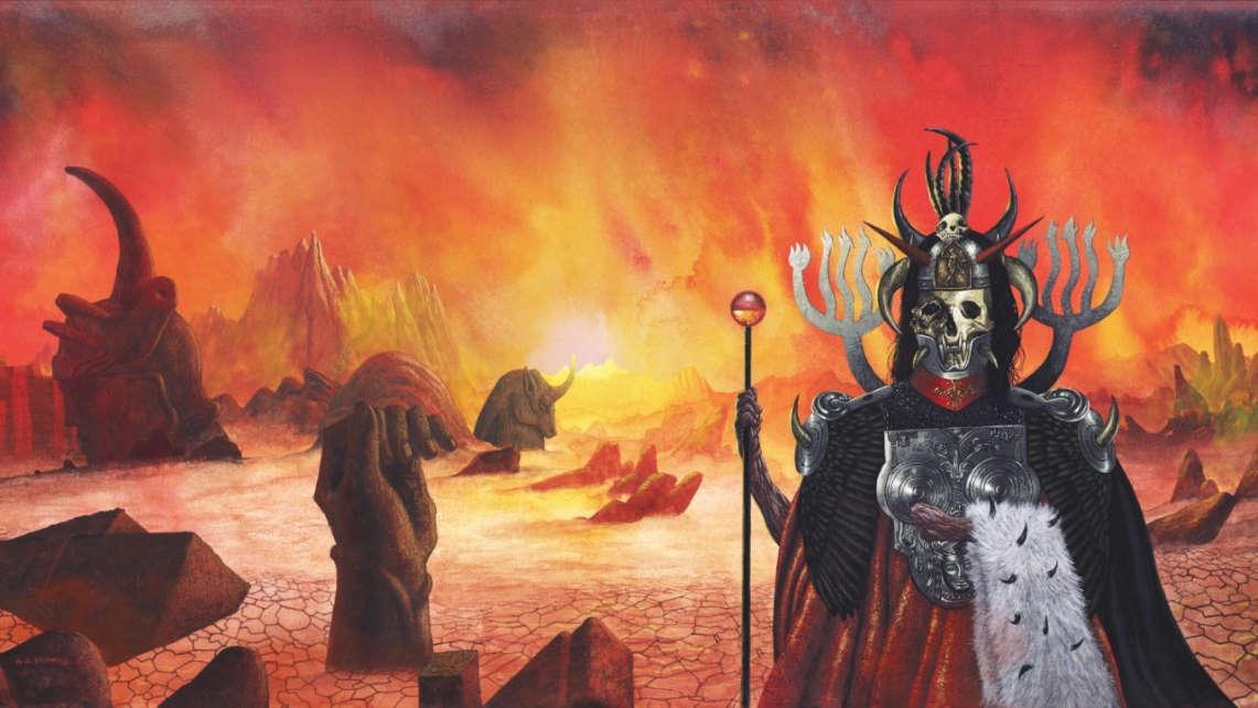 Mastodon: Emperor of Sand // Roadrunner Records