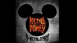D-Metal Stars: Metal Disney // Walt Disney Records