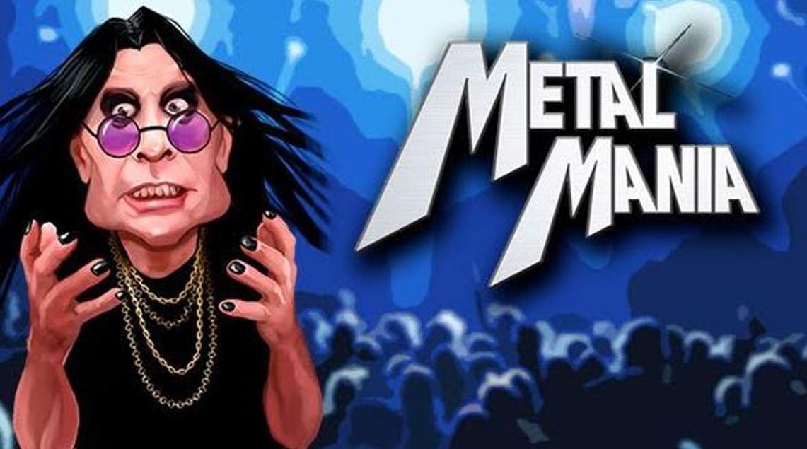 Metalmania : Heavy Metal a base de cartas y dados