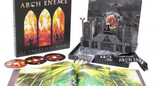 Arch Enemy: As the stages burn! // Century Media Records
