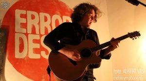 Vincent Cavanagh dispara las ansias de Be Prog! con un íntimo y precioso concierto acústico