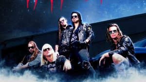 Crazy Lixx: Ruff Justice // Frontiers Records