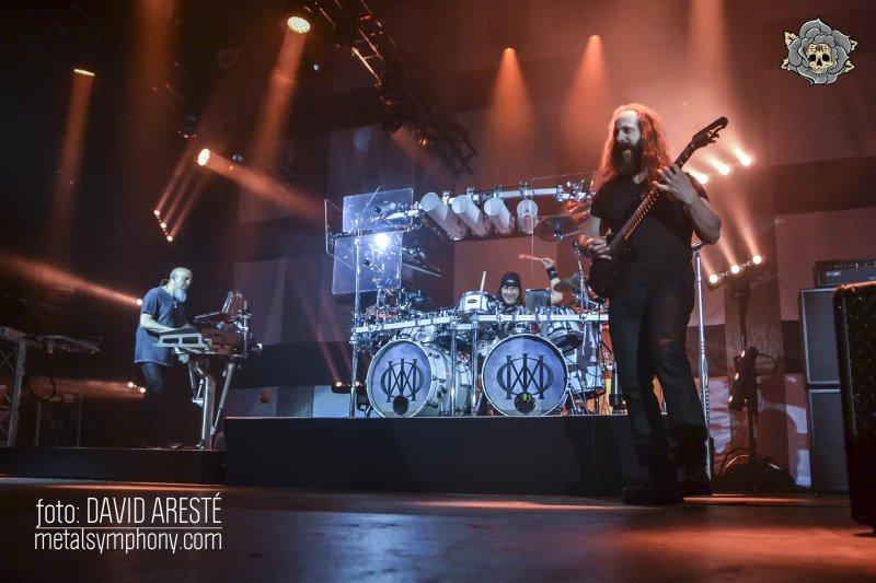 Dream Theater firman un sold out de ensueño a su vuelta a Barcelona