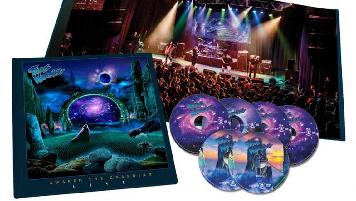 Fates Warning :Awaken the Guardian live //Metal Blade Records