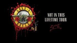 Agotadas las entradas de pista de Guns n' Roses en Bilbao, de grada y Golden Circle aún disponibles