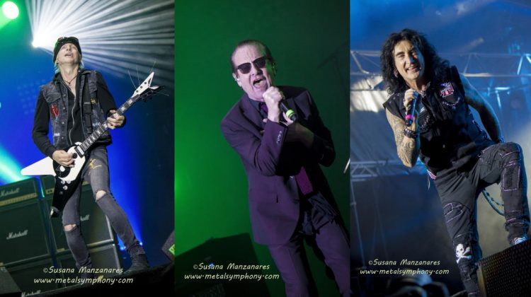 Sweden Rock Festival'16- Segunda parte: 10 y 11 de Junio'16