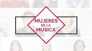 """Detalles del inminente cortometraje, """"Mujeres de la música"""""""
