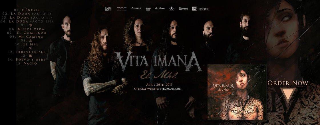 Vita Imana: El M4L // Autoeditado