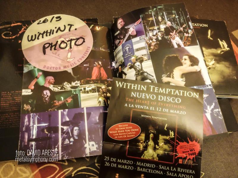 El corazón sinfónico de Within Temptation cumple 10 años