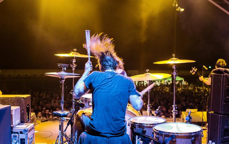 La contagiosa energía de Against Me! pone la guinda final a un gran Primavera Sound 2017