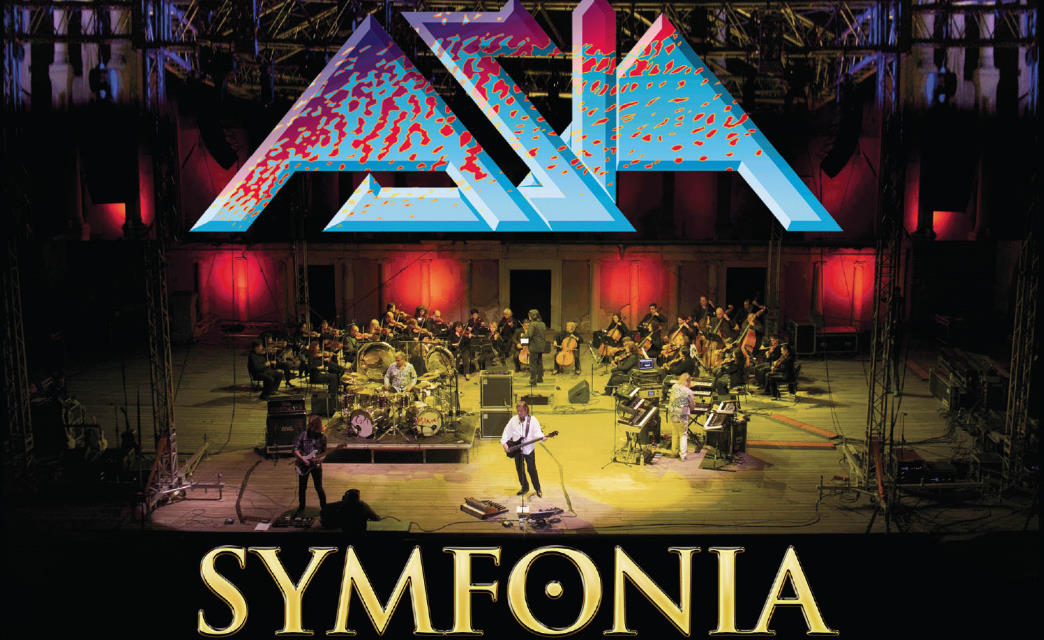 Asia: Symfonia Live in Bulgaria 2013 // Frontiers Records