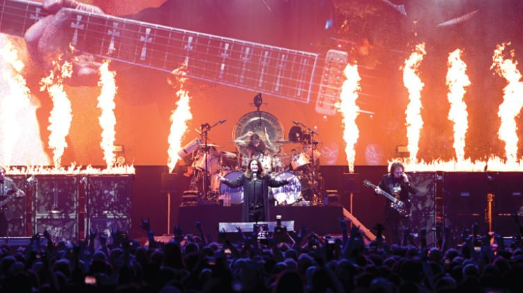Black Sabbath The End. El Concierto Final. Ya A La Venta.