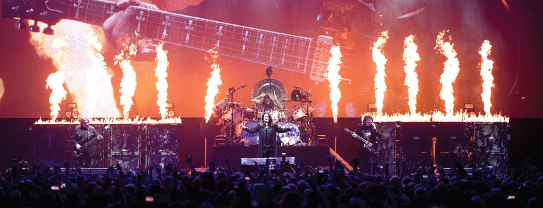 El fin de Black Sabbath en cines después de verano