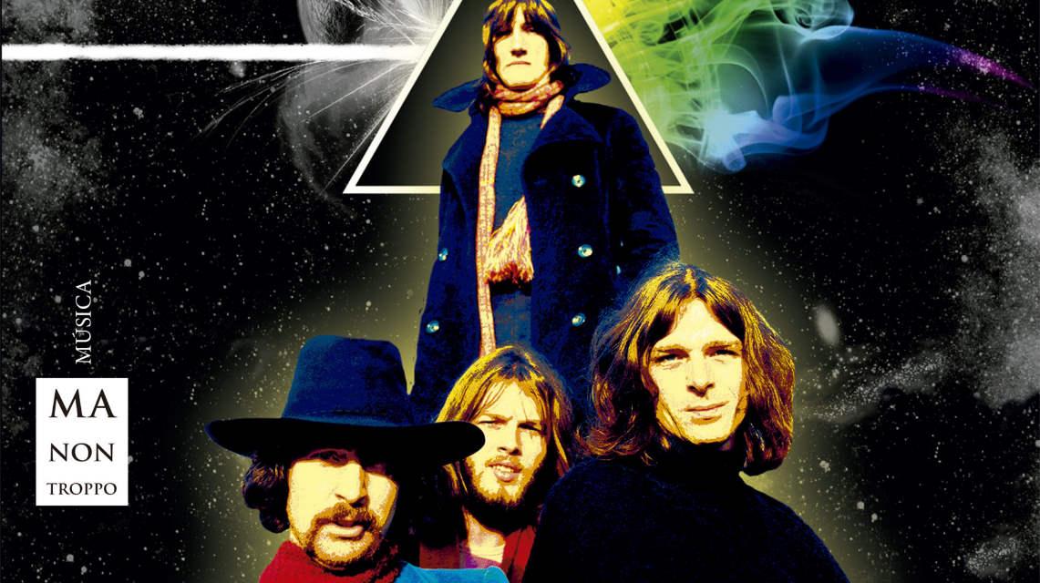 Pink Floyd: Mitos del Rock and Roll-Vida, canciones… Manuel López Poy // Ma Non Troppo (Redbook Ediciones)