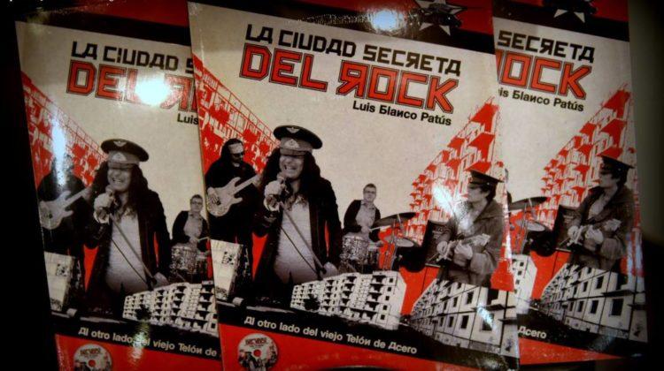 La ciudad secreta del Rock (al otro lado de...) - Luis Blanco // Lenoir Ediciones