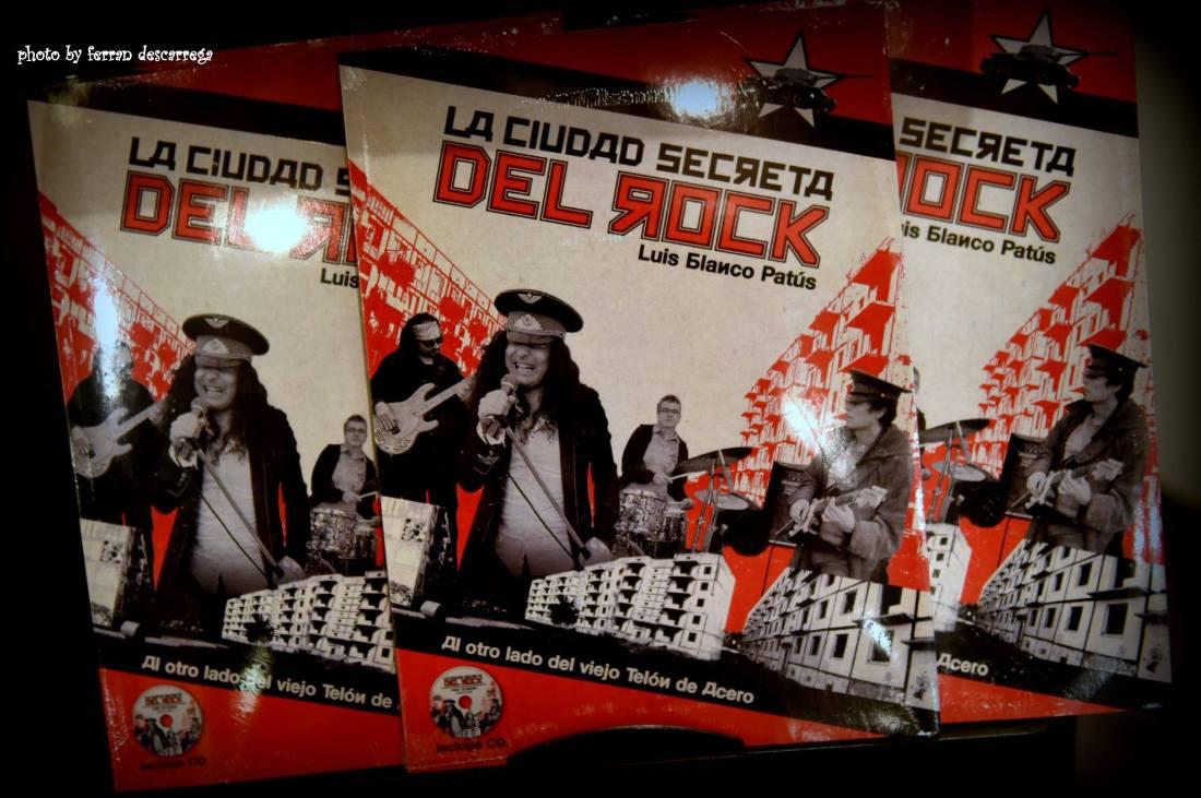 La ciudad secreta del Rock (al otro lado de…) – Luis Blanco // Lenoir Ediciones