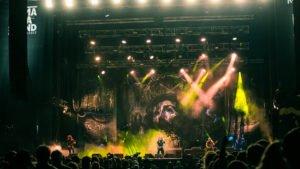 Una apisonadora llamada Slayer eclipsa a todos en la primera jornada del Primavera Sound
