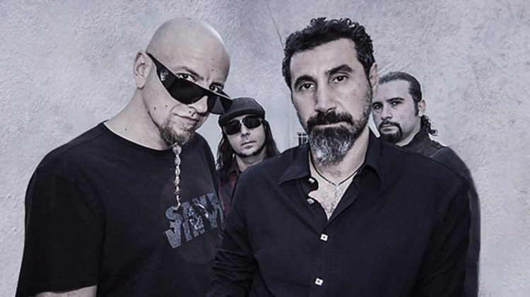 Nos preparamos para el paso de System of a Down por el Download Festival'17 en Madrid