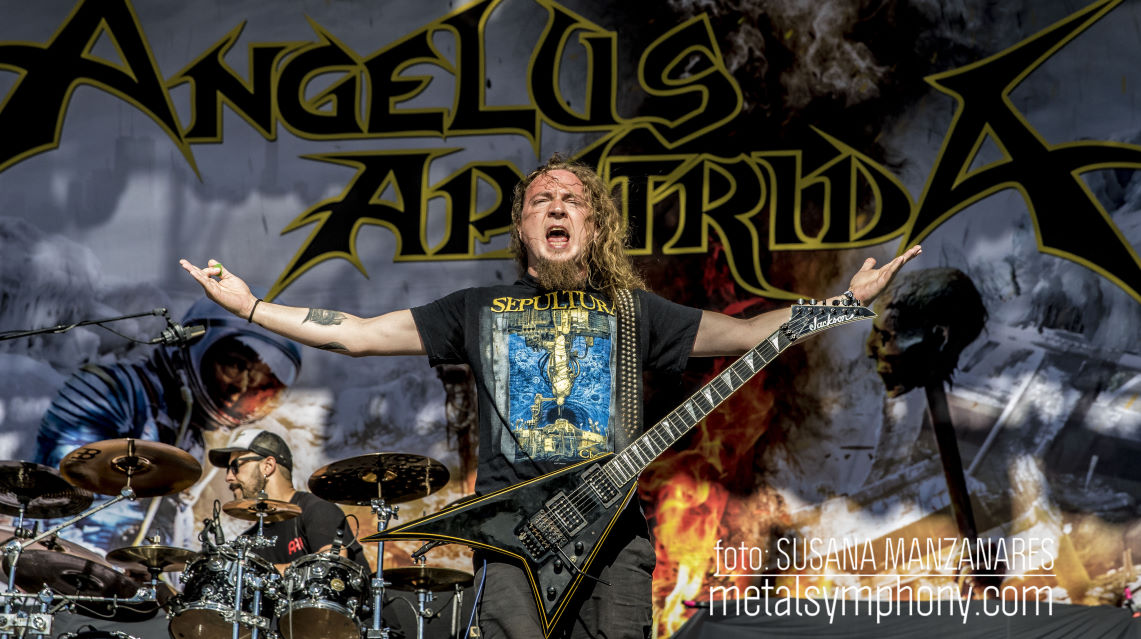 Conciertos especiales y edición limitada en vinilo por el décimo aniversario del 'Give 'Em War' de Angelus Apatrida