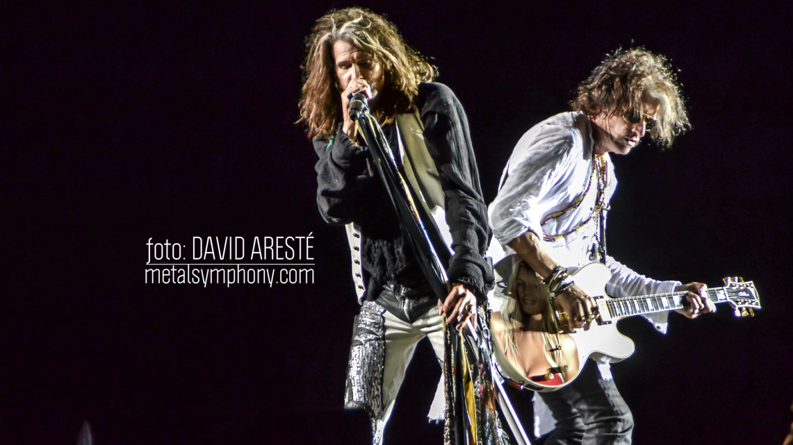 Setlist de Steven Tyler and the Loving Mary Band