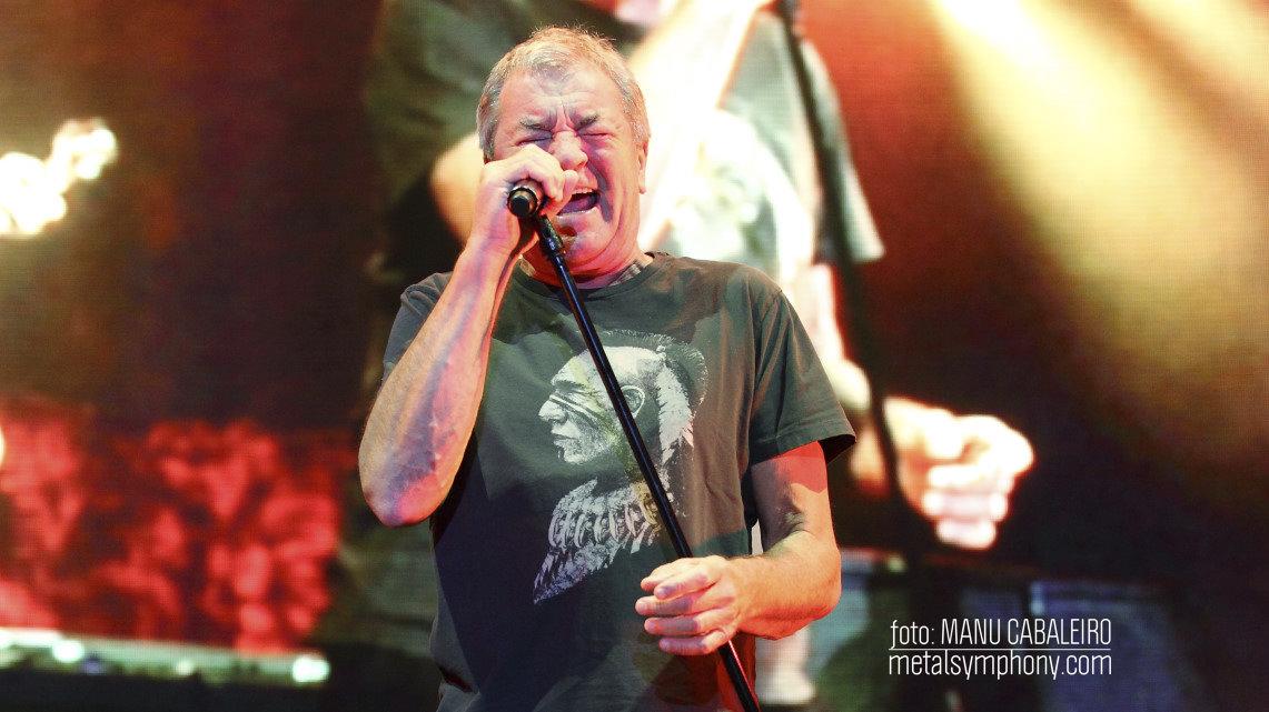 Pase del legado del Rock en el WiZink Center de Madrid
