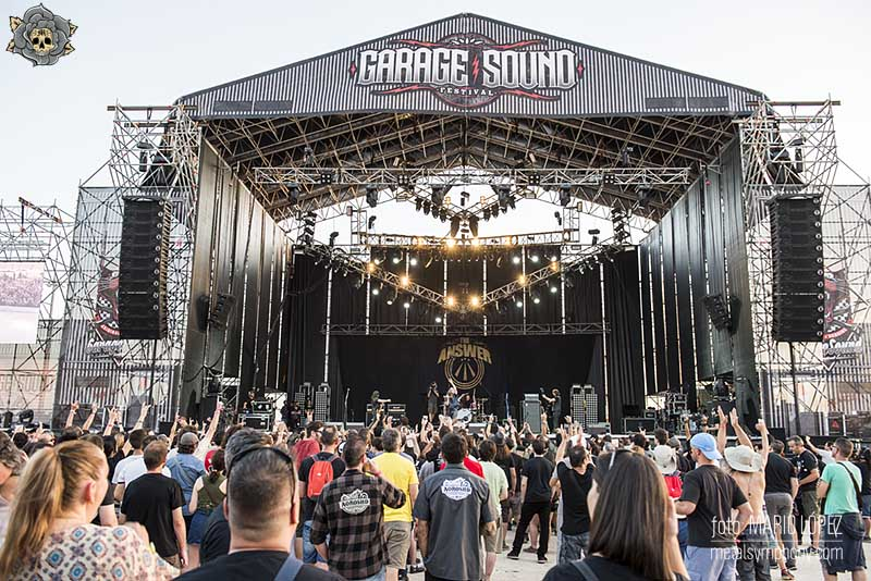 Buena música, diversión y cariño. ¡Larga vida al Garage Sound Festival!