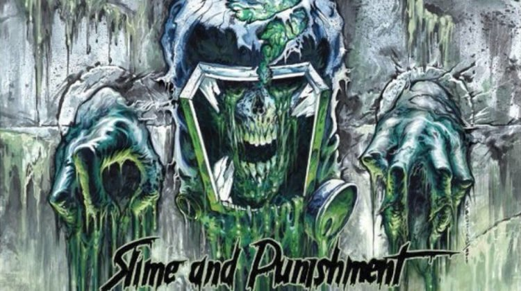 Municipal Waste: Slime And Punishment // Nuclear Blast