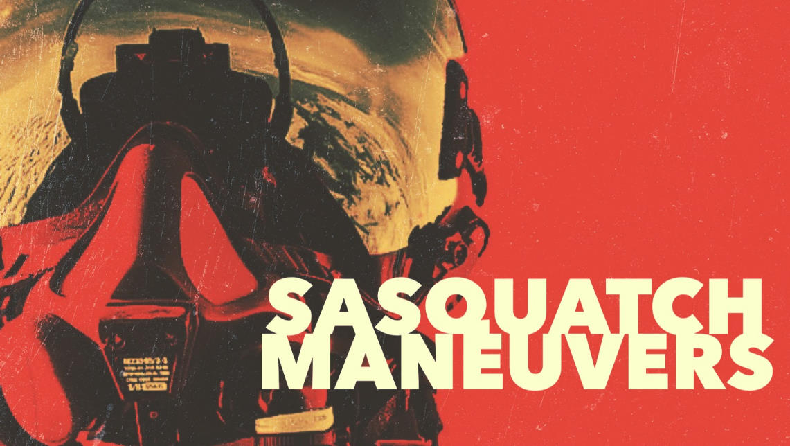 Sasquatch: Maneuvers // Mad Oak Records