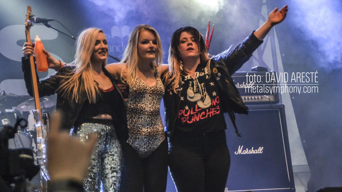 Detalles del DD FEST 2 en Madrid