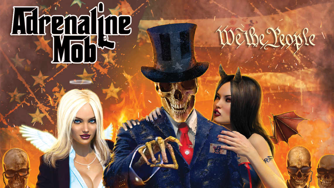 Adrenaline Mob: We the people // Century Media Records