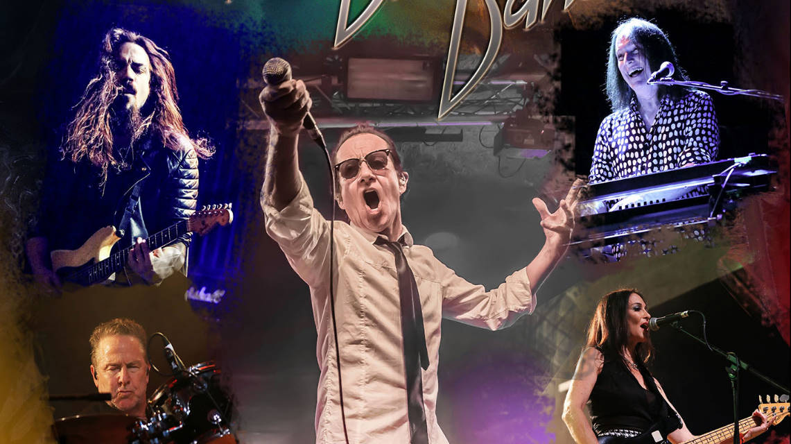 Graham Bonnet Band : Live….Here Comes The Night // Frontiers Music
