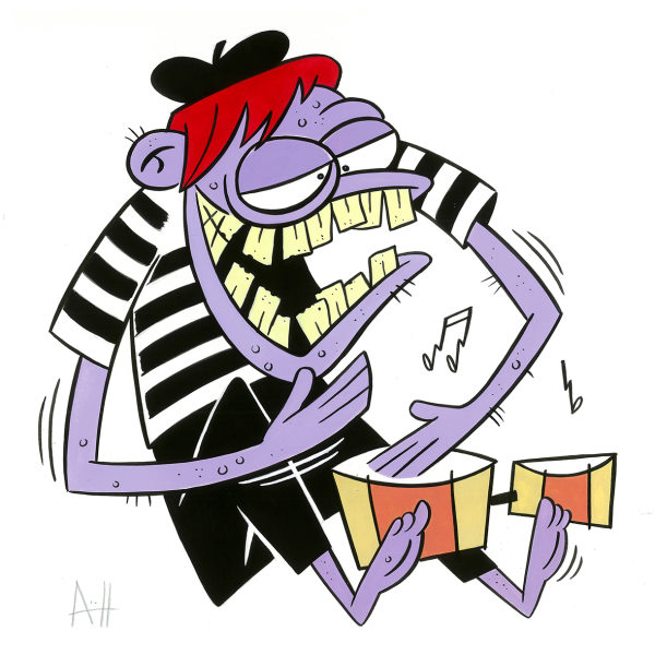 Weirdo-bongo
