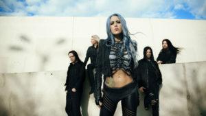 Arch Enemy de gira por España