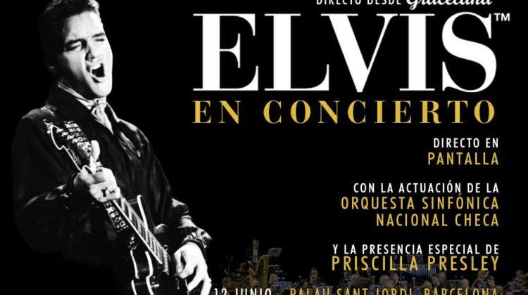 """Elvis Presley de """"gira"""" por España en 2018, entradas a la venta"""